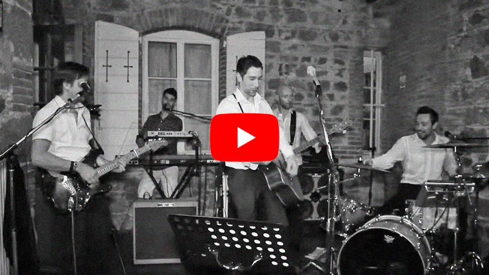 vidéo musique pour mariage allopop